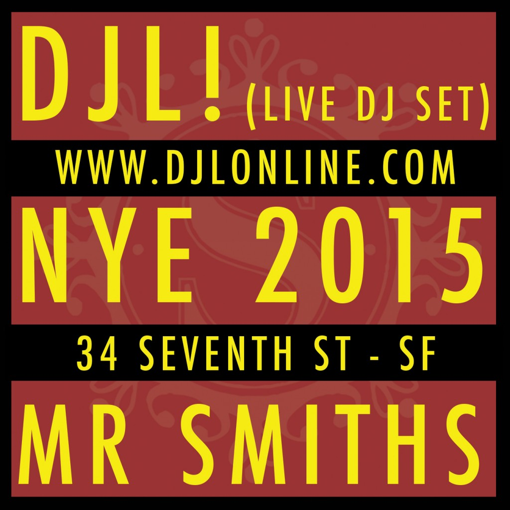 mr smiths flyer 6 - NYE 2015